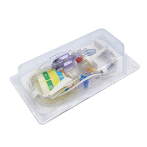 Utah Connector Disposable Blood Pressure Transducer Kits Pack of 10