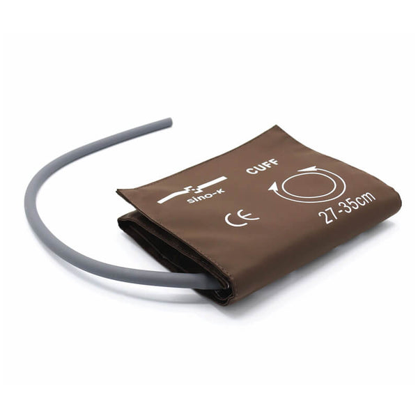 Compatible Philips Blood Pressure Cuff Single Tube with connector Adult  Size 27-35cm Arm Circumference FDA/CE Approved