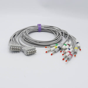 EKG Leadwires & Trunk Cables - sinokmed