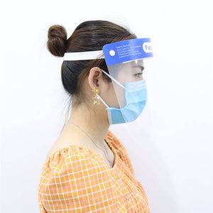 Anti-Fog preventive face shield transparent - sinokmed