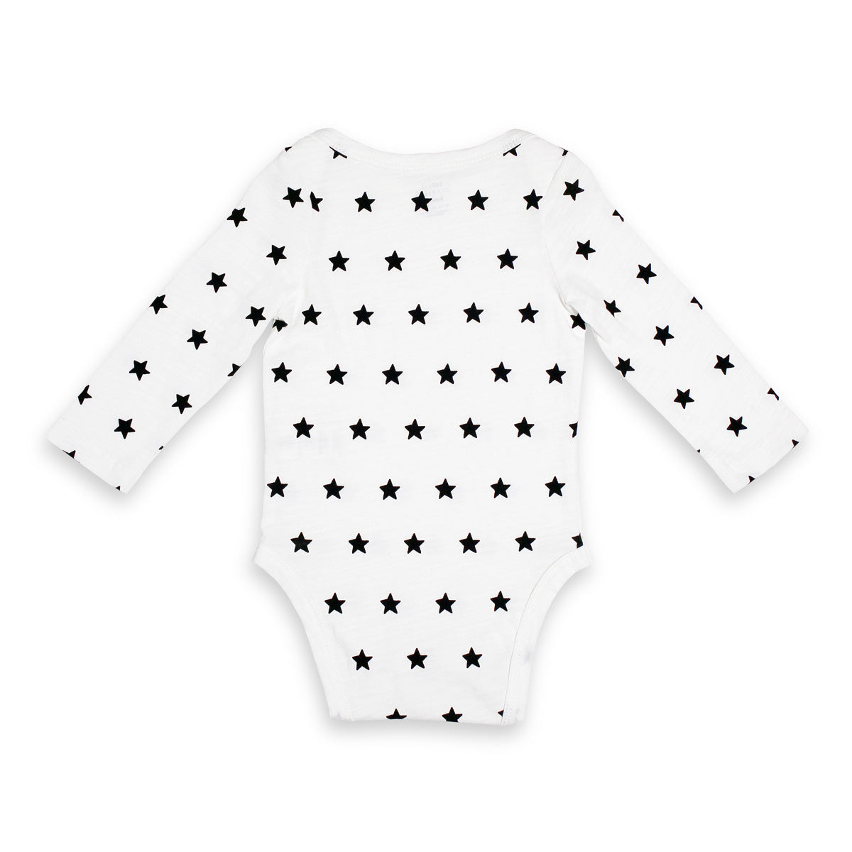 Long Sleeve LS Star Onesie