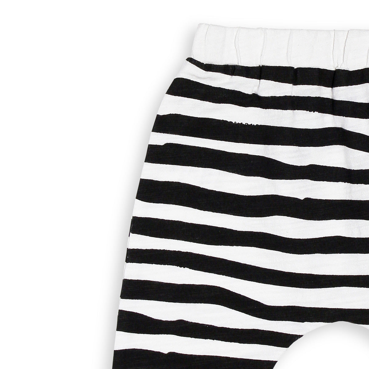 Painted Stripe Slouch Pant