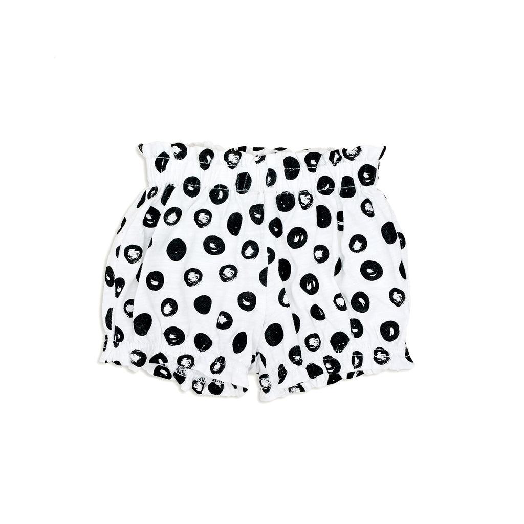 Painted Dot Bubble Short