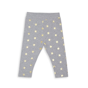 Gold LS Star Legging
