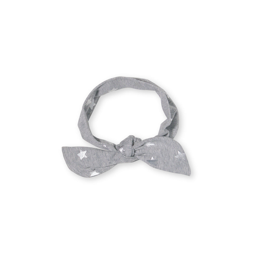 Silver LS Star Headband