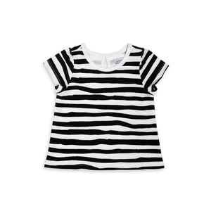 Painted Stripe Swing Tee