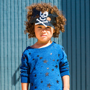Superstar Indigo Pullover