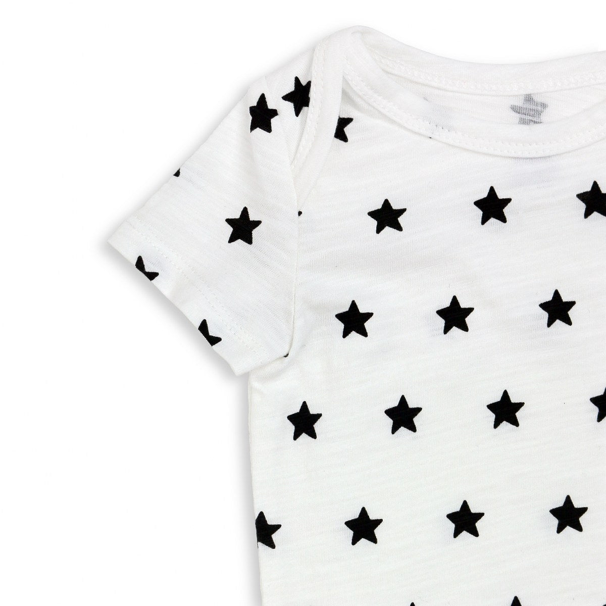 Short Sleeve LS Star Onesie