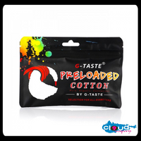 G-Taste Preloaded Shoelace Cotton