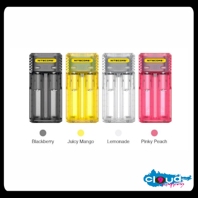 NiteCore Q2 Charger Multi-Battery Charger