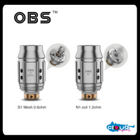 OBS Cube Mini S1 & N1 Replacement Coils