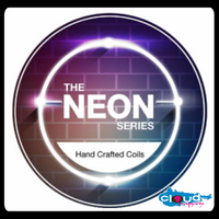 The Neon Series Hand Crafted Coils (Pair)