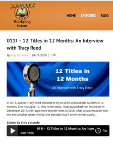 Write Now Workshop Podcast