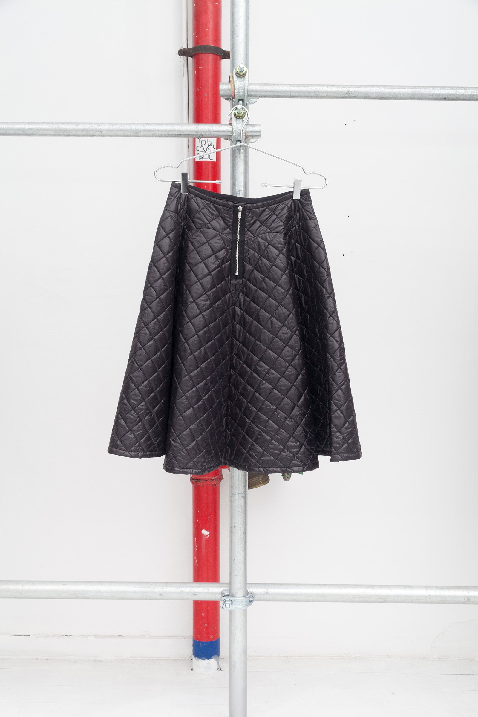 tricot COMME des GARCONS Quilted Skirt FW2014