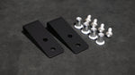 E36 Stainless Steel Radiator Mounts