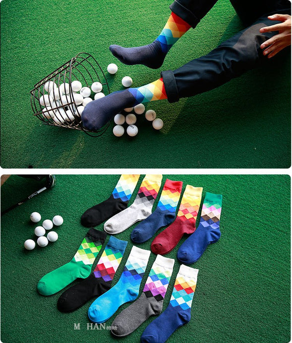 Funky Golf Socks