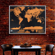 World scratch map deluxe gift guys world scratch map deluxe gumiabroncs Choice Image