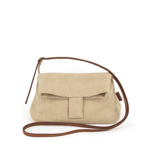 Trifine - Natural Crossbody Bag
