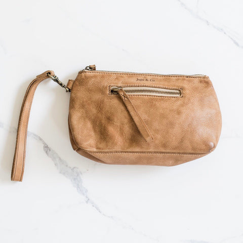 Juju & Co - Essential Leather Pouch