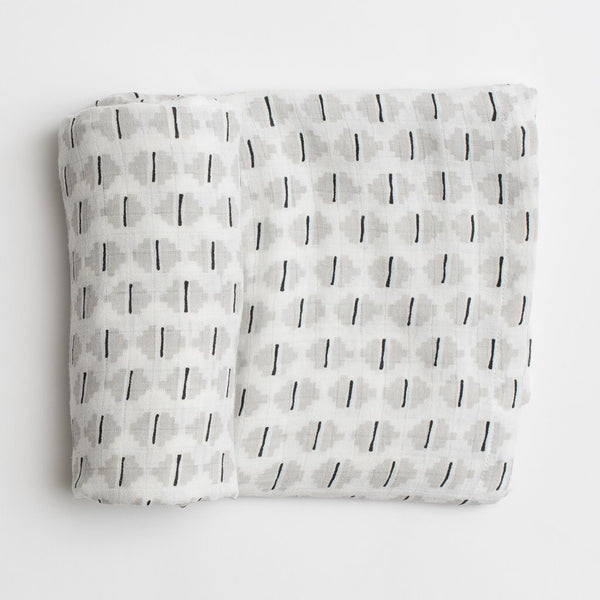 Zestt Organics - Cotton Muslin Swaddle Blanket