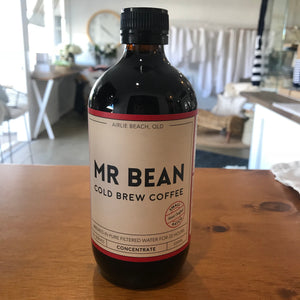 Mr Bean Cold Brew Coffee