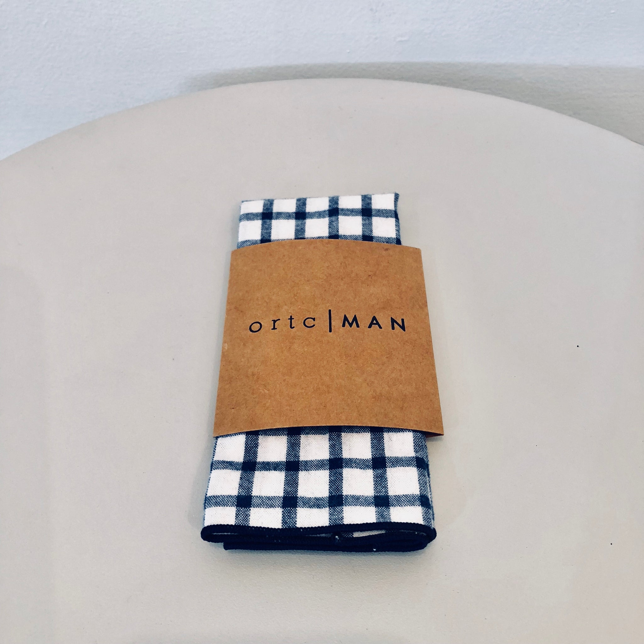 Ortc MAN - Walter Hank Pocket Square