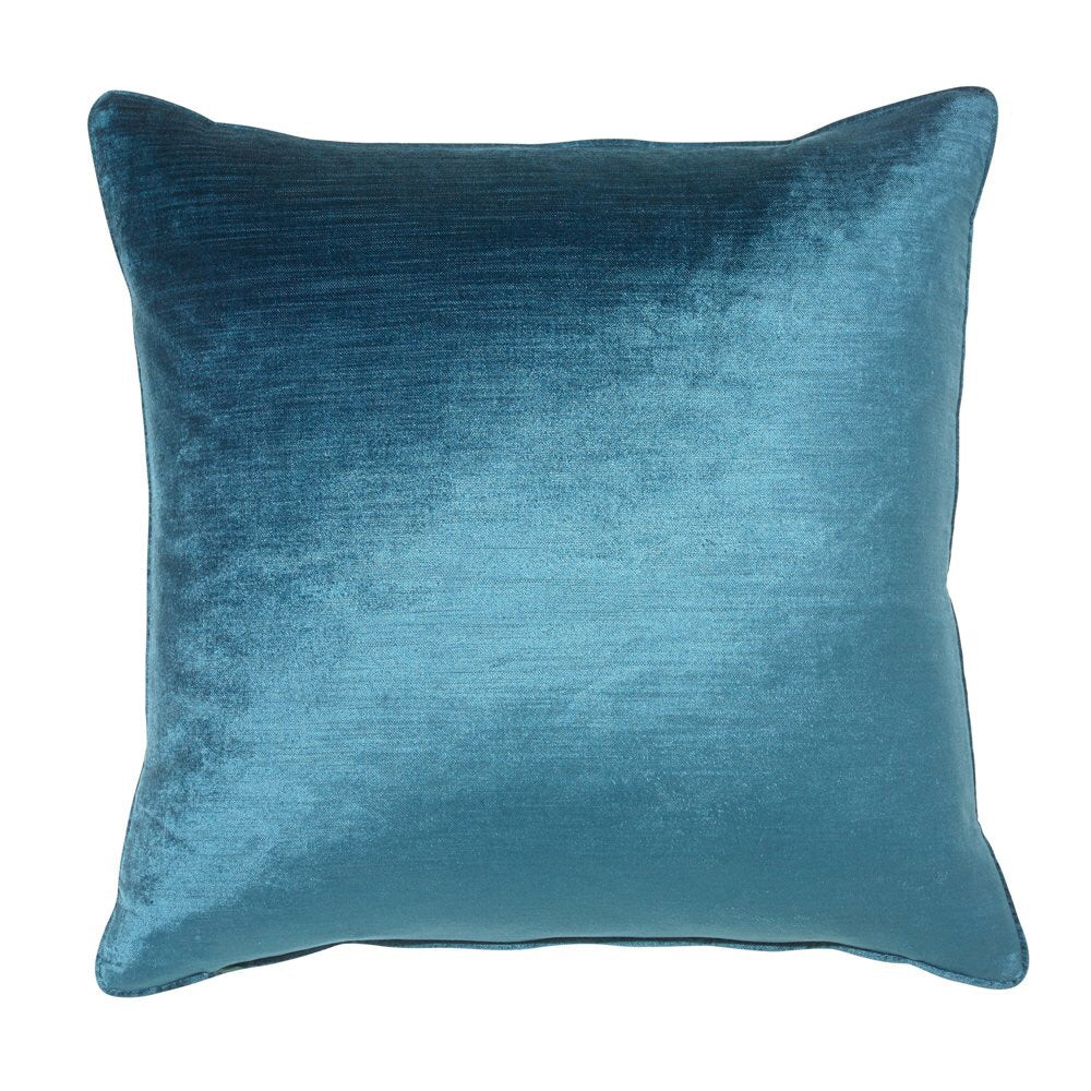 Maison by Rapee - Roma Teal Velvet Cushion