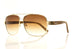 Makaha in Acacia Wood and Brown Gradient Lenses