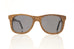 Manoa in Acacia Wood and Black Acetate