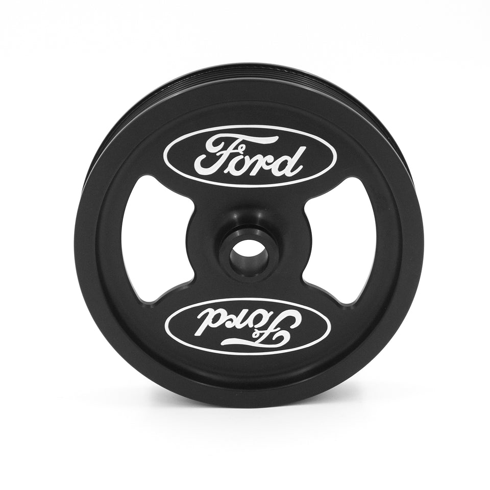 Billet Aluminium Power Steer Pulley for Ford Falcon