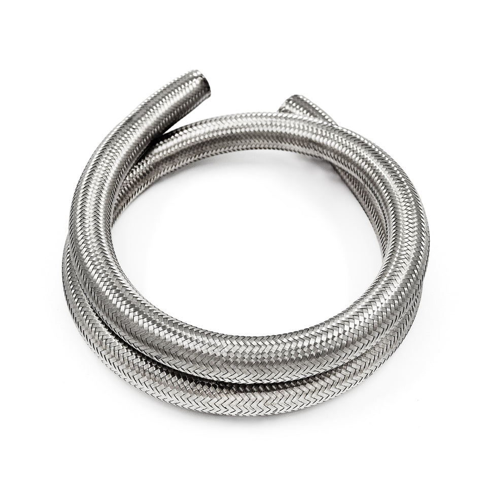 6AN Braided Hose (1.0m Length)