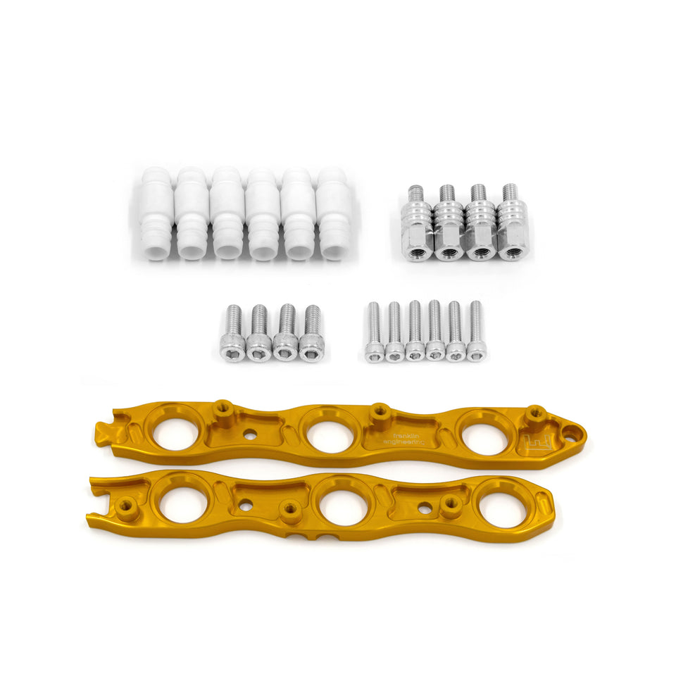VR38 Coil Bracket Set for Nissan RB Engines