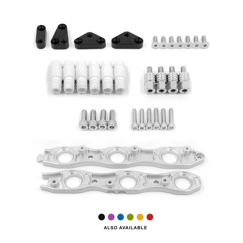 VR38 Coil Bracket Set for Nissan RB Neo Engines