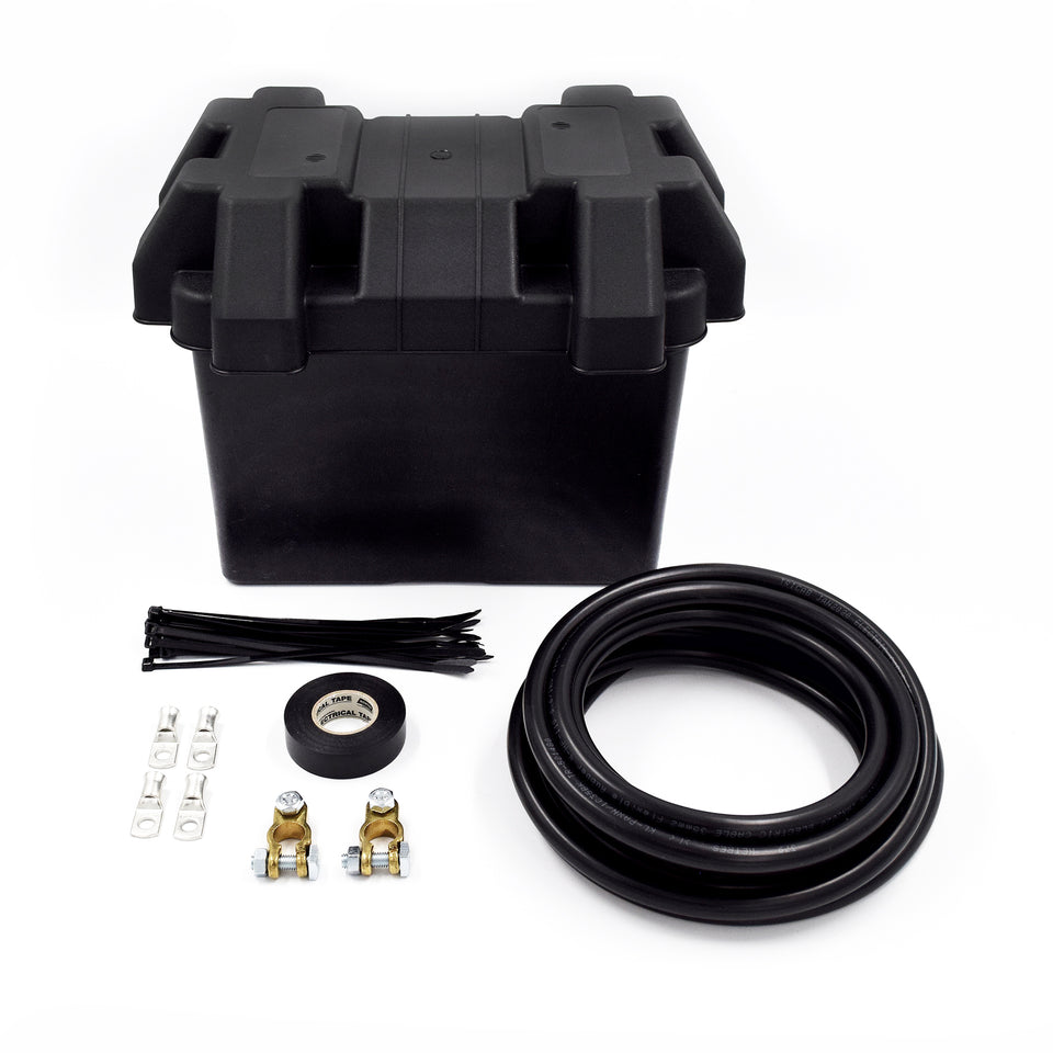 Universal Battery Relocation Kit