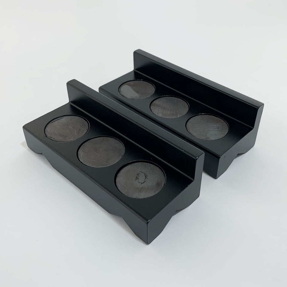 Aluminium Vice Soft-Jaw Set