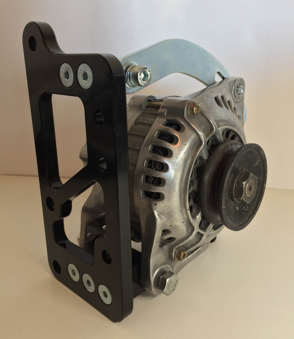 Mazda 12A & 13B Rotary Side Mount Alternator Bracket