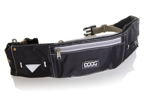 DOOG Walkie Belt - Black (NEW & IMPROVED)