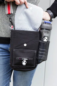 Walkie Bag - Black