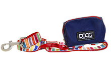 *NEW* Walkie Pouch Navy & Red
