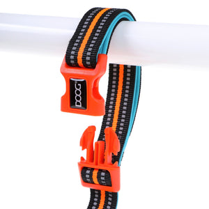 NEON 'CLIP IT' NEOPRENE DOG LEAD - Beethoven