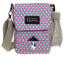 Load image into Gallery viewer, Walkie Bag - Luna- pink with teardrops