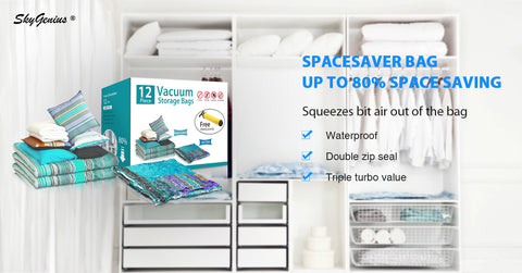SkyGenius Storage Space Saver