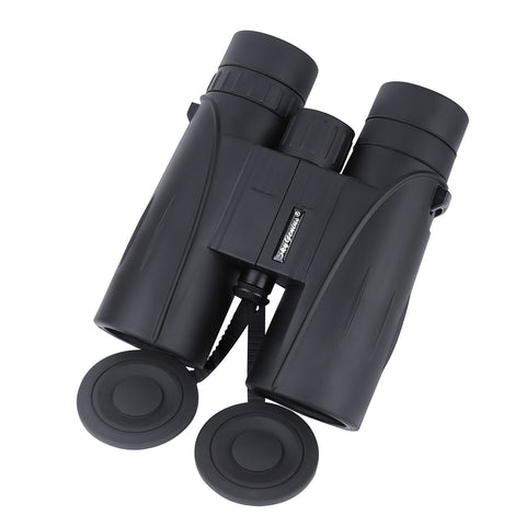 8x42 binocular with slip-proof material and soft lens cover