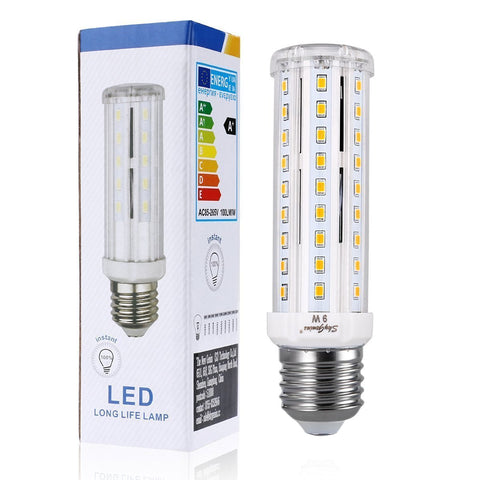 9 watt LED Corn Light Bulb Package - long lifespan