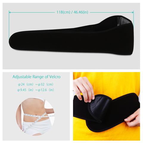 Graphene  Far Infrared Heating Pad Belt
