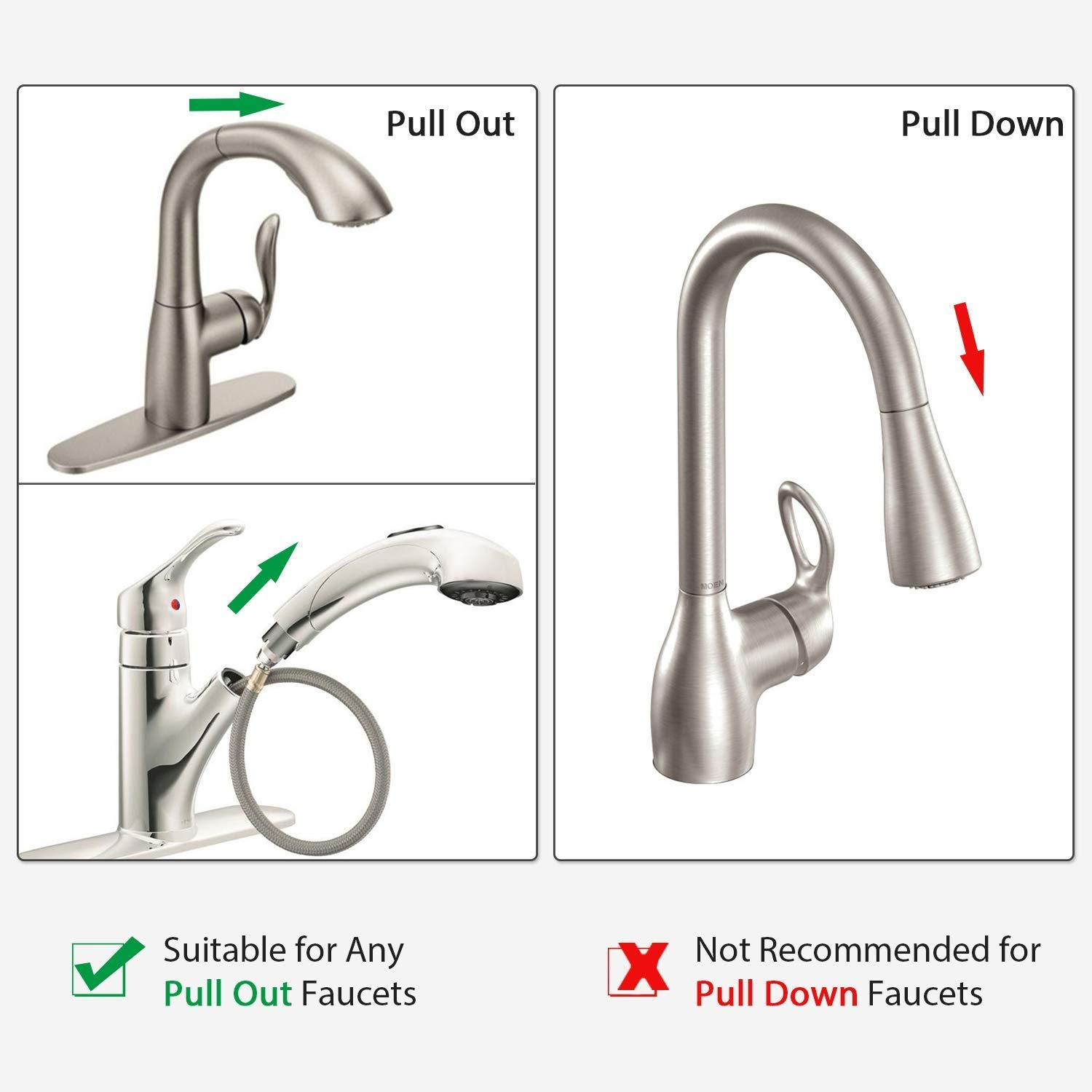Replacement Hose kit for Moen Kitchen Faucets ( Pullout 159560 ) - SkyGenius Online