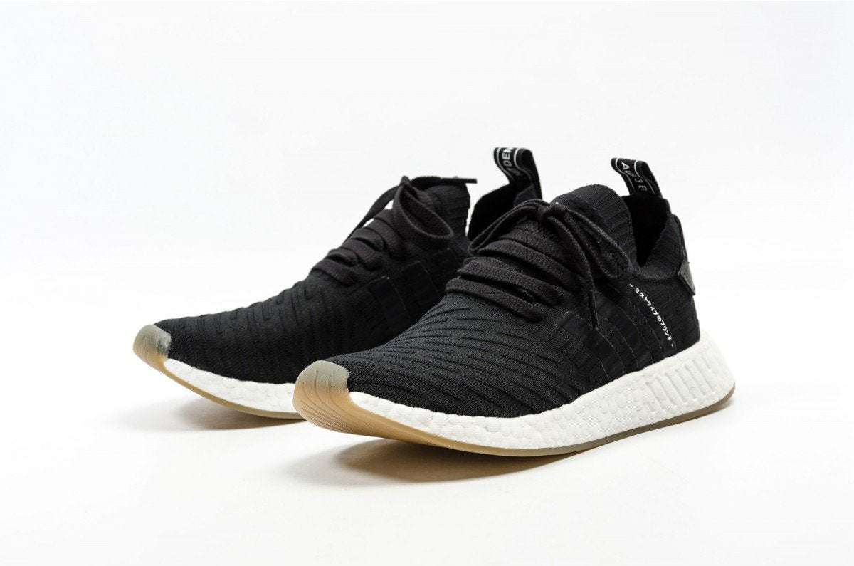 """Adidas NMD R2 PK Japan """"Black"""" Now Available With Free"""