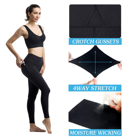 yoga pants with pocket