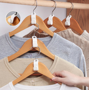 Clothes Hanger Connector Hooks-Buy 10 Get 5 Free