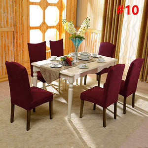 New Decorative Chair Cover-Buy 6 Free Shipping